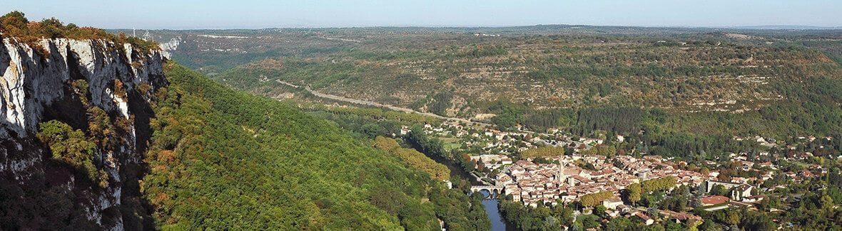 Vallées Aveyron Alzou