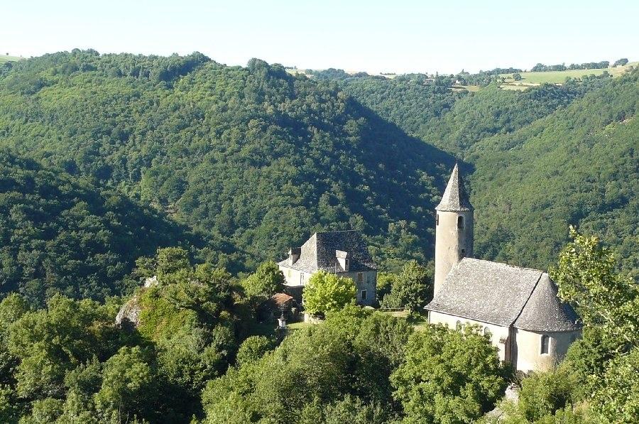 Mirabel vallée de l'Aveyron